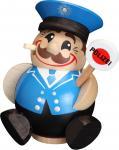 Kugelräuchermann Polizist