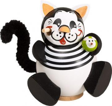 Kugelräucherfigur Kätzchen