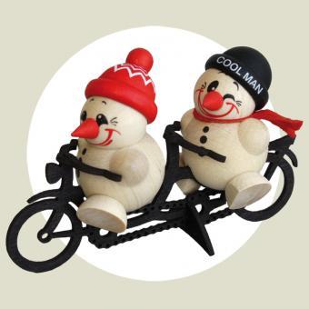 Fritz & Freddy Fahrrad Tandem