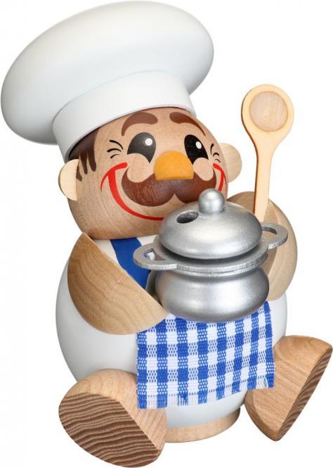 Kugelräuchermann Koch