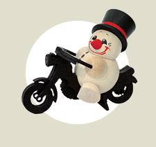 Cool Man Motorrad