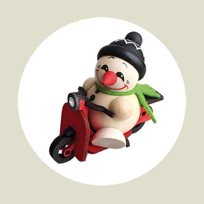 Cool Man Vespa Motorroller