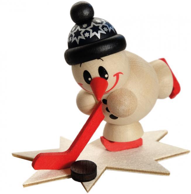 Cool Man Fritz & Freddy Eishockey - 2 Stück -